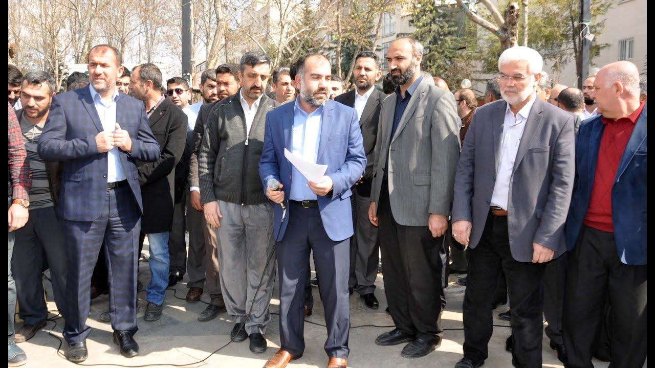 Adıyaman'da Özgür Gündem Gazetesi'ne Sert Tepki
