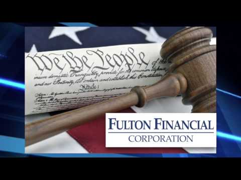 Fulton Financial Corporation - 2017 Outstanding Leadership in Support of Legal Services Award