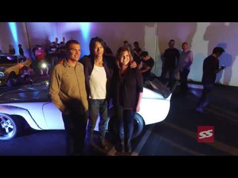 Sung Kang's 240Z Unveiling and Wolrd Premiere