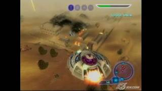 Destroy All Humans! PlayStation 2 Gameplay - Shooting