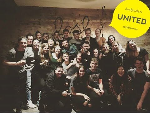 4 Months At United Backpackers, Melbourne!