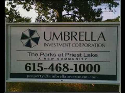 Umbrella corporation is real 2