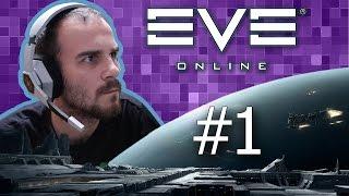 "EVE Online #1 - ""Botasky ve vesmíru"" - Endy Let"