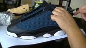 917f4bb3e1f1c4 Quick Tips To Identify The Fake Air Jordan 13 Low Brave Blue - YouTube