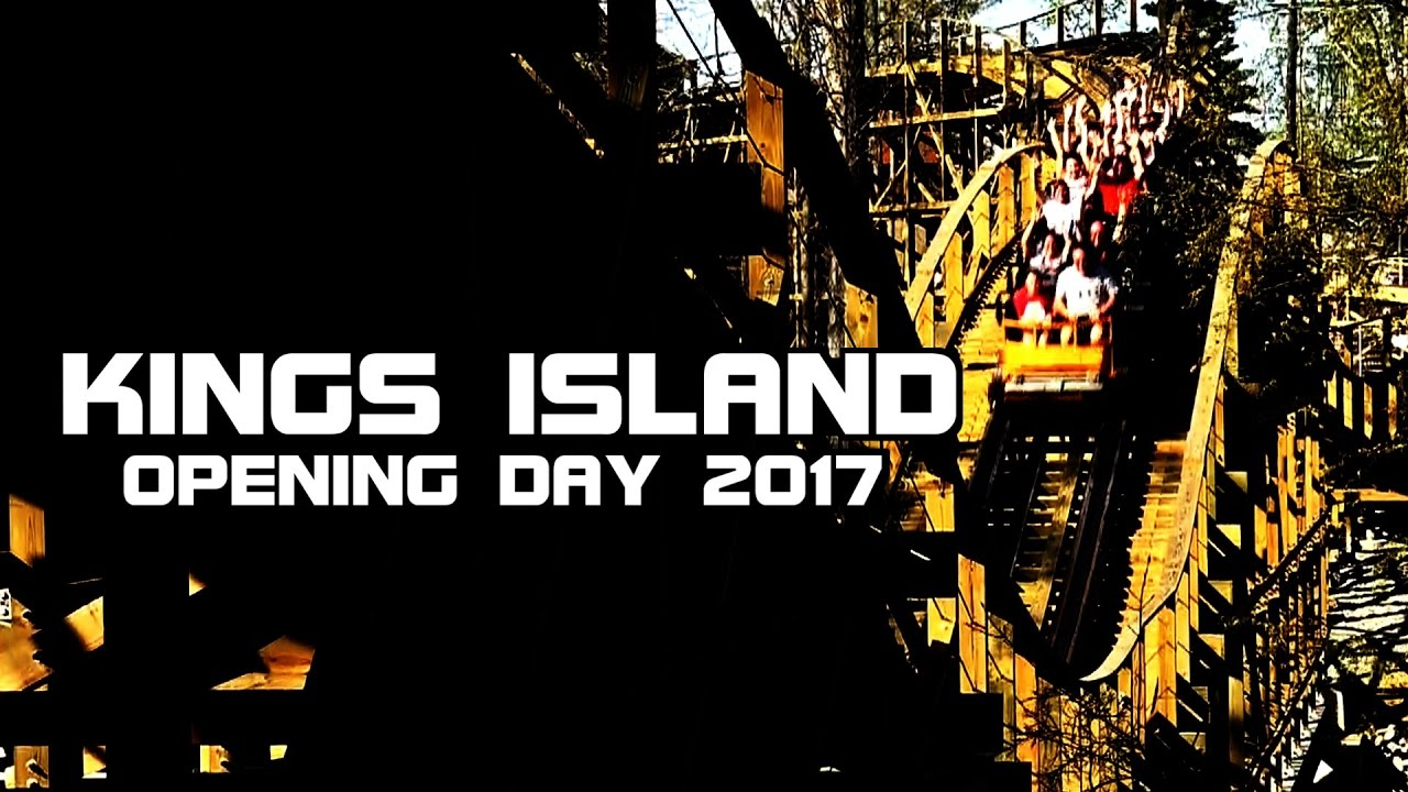 Kings Island Weather Saturday