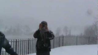 Khurram - Snow day in Columbia, MD
