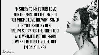 [3.07 MB] Sober - Demi Lovato (Lyrics)