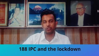 You will not go to jail for violating lockdown because of this police blunder with Section 188 IPC