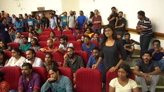 JNUSU Elections 2018 : SSS  GBM  at SSS 1  Auditorium