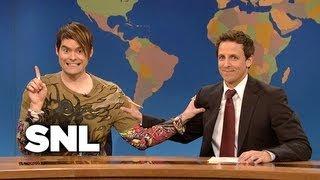 Weekend Update: Stefon's Summertime Picks - Saturday Night Live