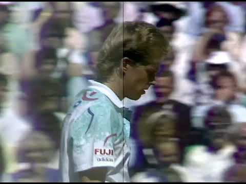 IBM uses AI to improve video quality in Boris Becker vs Stefan Edberg Wimbledon match (1990)