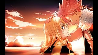 AMV: Fairy Tail___Нацу и Люси___Я опять закурю