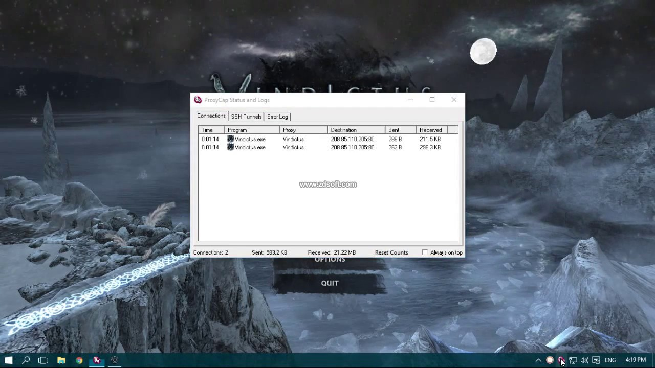Proxycap Tutorial