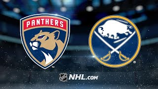 Yandle powers Panthers to 4-2 win against Sabres