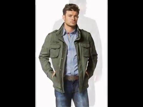 Новая мужская весенняя куртка BRUNO BANANI в интернет магазине Modno-Vip.ru