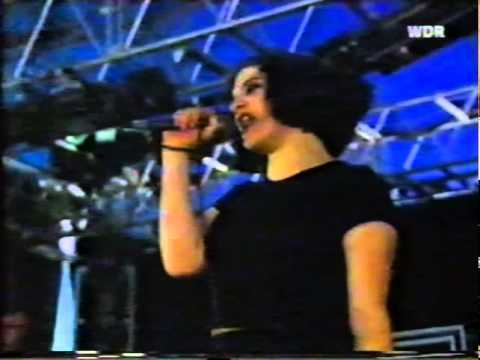 Atari Teenage Riot live in some place