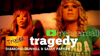 Trixies Tragedy In Hollywood Ft. Stanley Orlansky, Sassy Parker & Diamond Dunhill (2008)