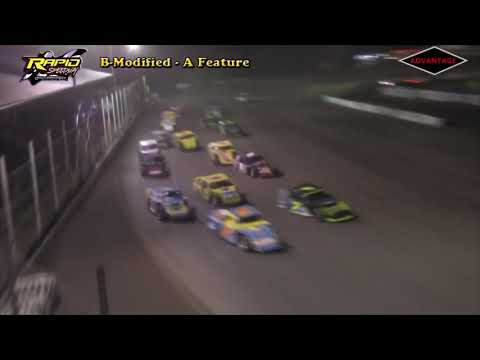 B-Modified Feature - Rapid Speedway - 5/25/18