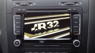Rns510 how to change boot logo R32 to Gti logo