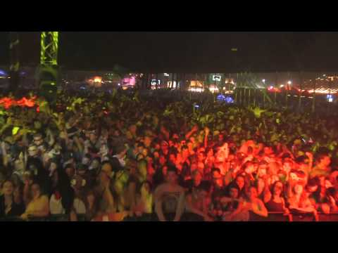 MAJOR LAZER - PARTY CREW UNSTOPPABLE @ BESTIVAL 2012 - 9.8.2012