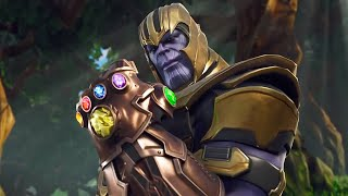 Fortnite's First Major Crossover Event Is With... THANOS?!