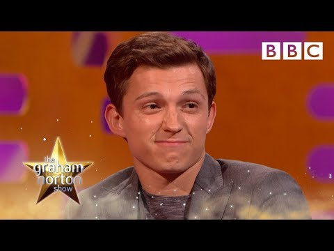 Does Spider-man act too much like a movie star? | The Graham Norton Show - BBC