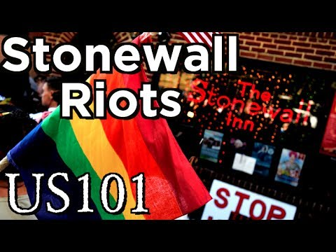 The Stonewall Riots: How Pride Fest Began - US 101