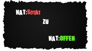 NAT-TYP VON STRIKT ZU OFFEN ÄNDERN | GERMAN TUTORIAL | OHNE PORTFREIGABE !!