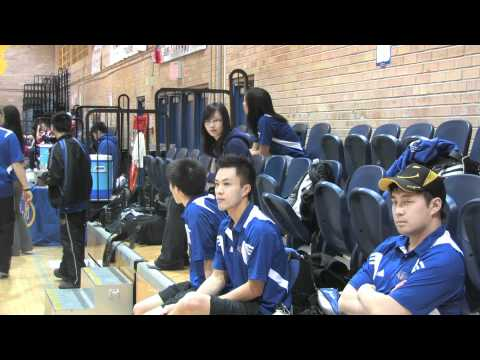 Report | 2011 Ryerson Badminton Exhibition Tournament