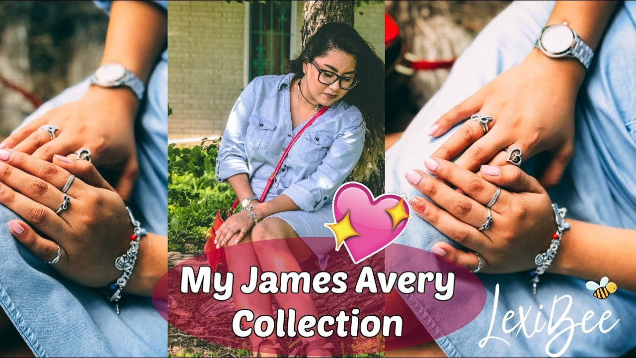 My James Avery Collection Youtube