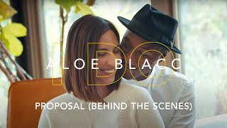 """Cover images Aloe Blacc - """"I Do"""" Proposal (Behind The Scenes)"""