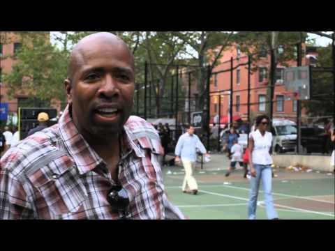 NEW YORK STREETBALL - Played real hard