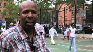 NEW YORK STREETBALL - Played real hard
