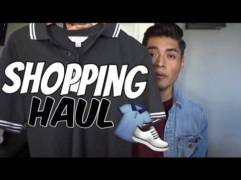 Men's Shopping Haul | Gap, H&M, Ross & Calvin Klein