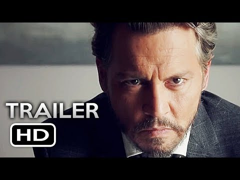 THE PROFESSOR Official Trailer (2019) Johnny Depp Movie HD