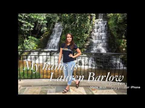 LaurenBarlow_MovieResume