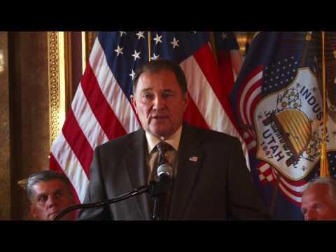 Utah Governor Gary Herbert on Bears Ears National Monument