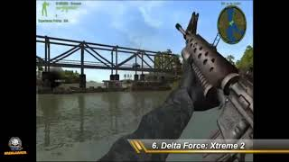Delta Force: Every Game Ranked From Worst To Best [2018]