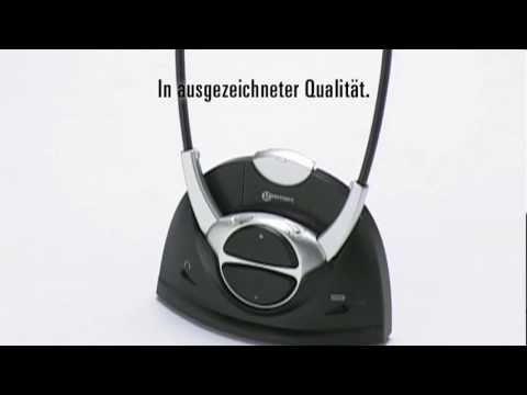 Fernsehkopfhörer (Geemarc CL7300)