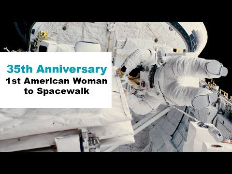 Meet Former NASA Astronaut Kathy Sullivan: the First American Woman to Walk in Space