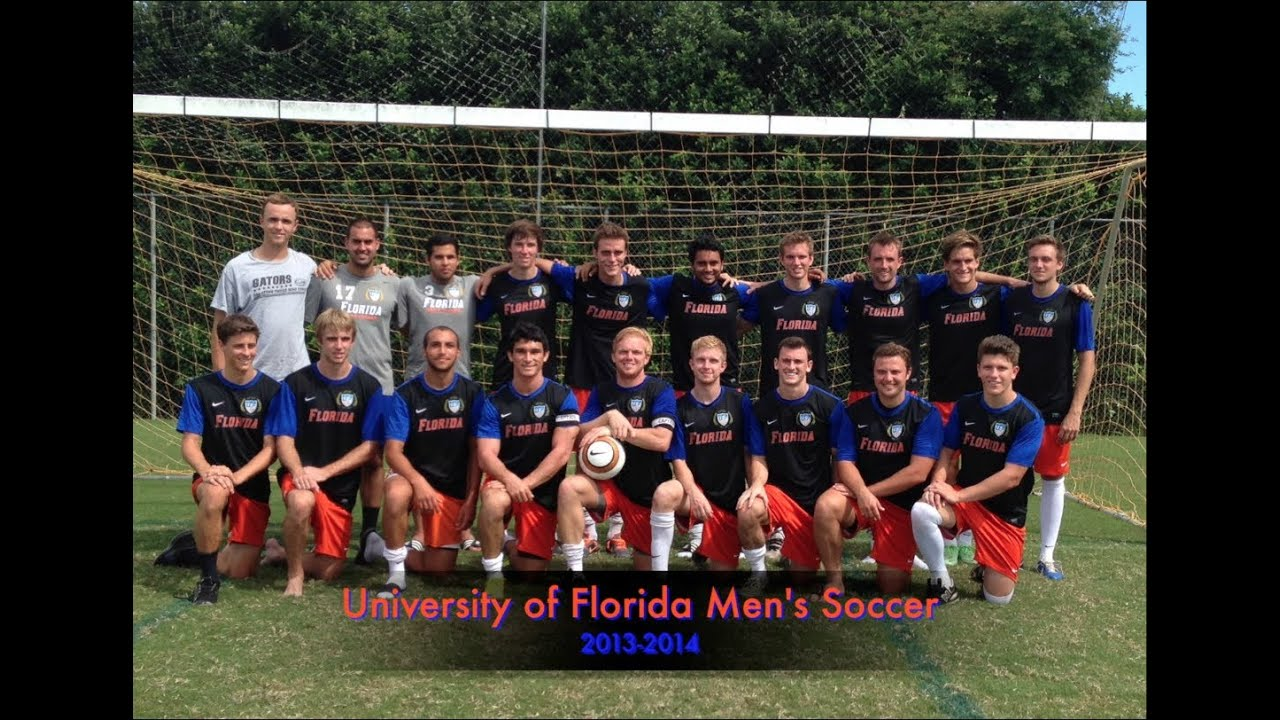 University of Florida Men's Soccer 2013-2014 (HD) - YouTube