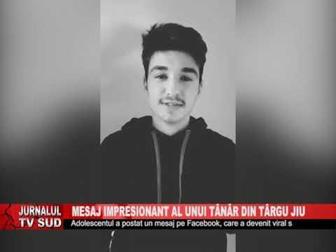 Cristian, un tânăr afacerist din Târgu Cărbunești, a murit nevinovat în accidentul de la Bengești