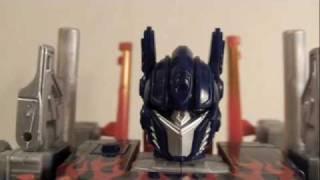 Transformers 2007 Movie Premium Leader Optimus Prime Review