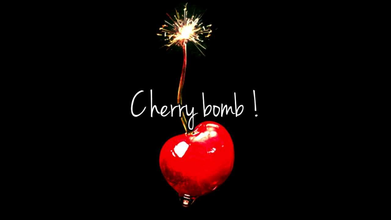 cherry bomb lyrics joan jett the blackhearts youtube