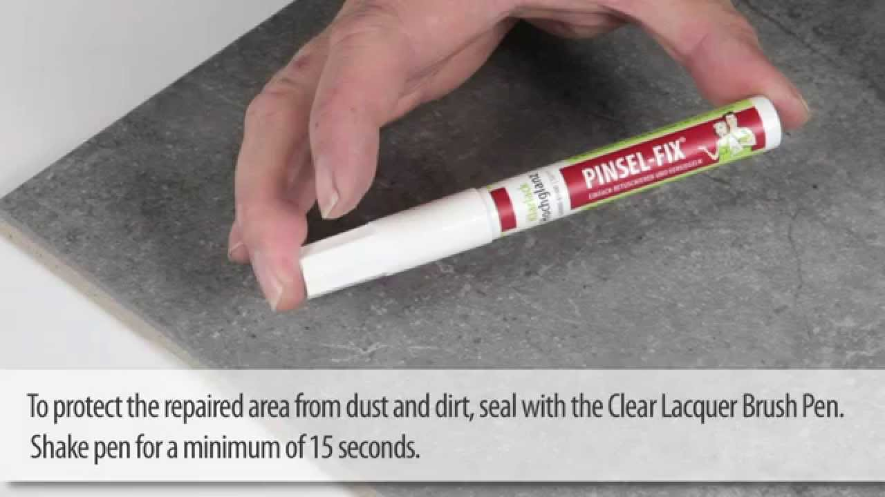 To repair holes in tiles youtube dailygadgetfo Choice Image