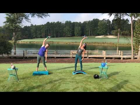 Improve Your Golf/Fitness with this Cardiogolf Full Body Conditioning Workout