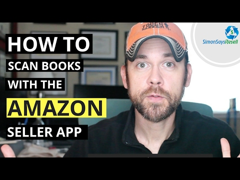 how-to-use-the-amazon-seller-app-to-sell-books-on-amazon---first-steps-to-becoming-an-amazon-seller