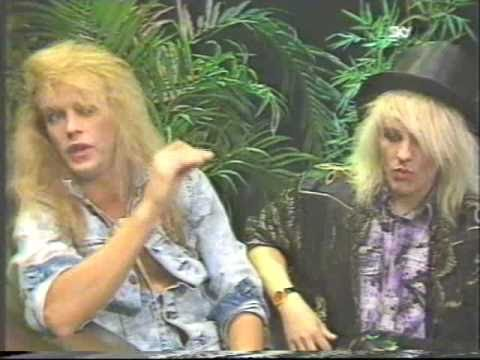 Poison 1987 Interview (76 of 100+ Interview Series)