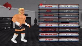 WRESTLING REVOLUTION MOD+WWE 2K16 ROSTER EDITING