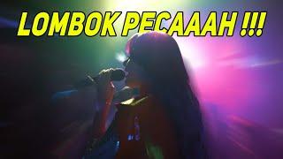 NGE-DJ DI LOMBOK, AUREL DAPET SAMBUTAN MERIAH DARI SESEORANG